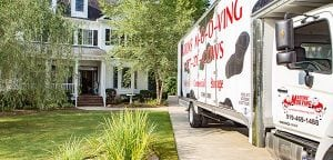 Marrin's Moving solves residential and business moving needs in Apex, Cary, Chapel Hill, Durham, Morrisville, and Raleigh