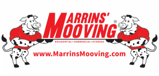 Marrins' Moving - logo