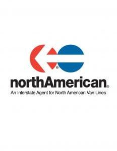 North American Van Lines Company Logo